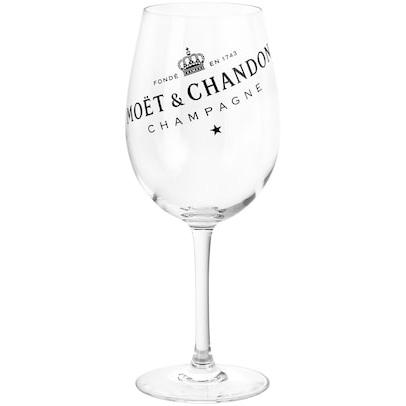 Moët & Chandon Clear/ICE kunststof champagneglas per 6