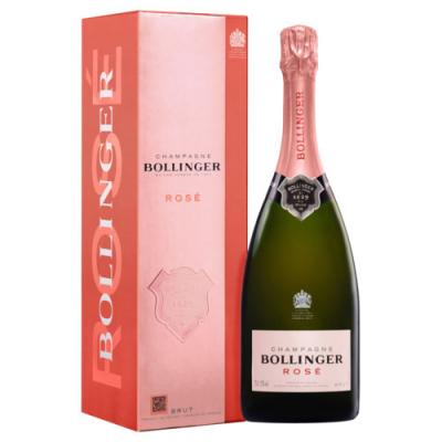 Bollinger Rosé 75CL in geschenkverpakking