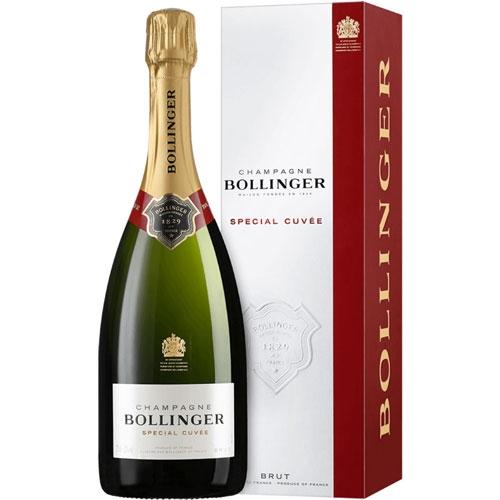 Bollinger Special Cuvée 75CL in geschenkverpakking