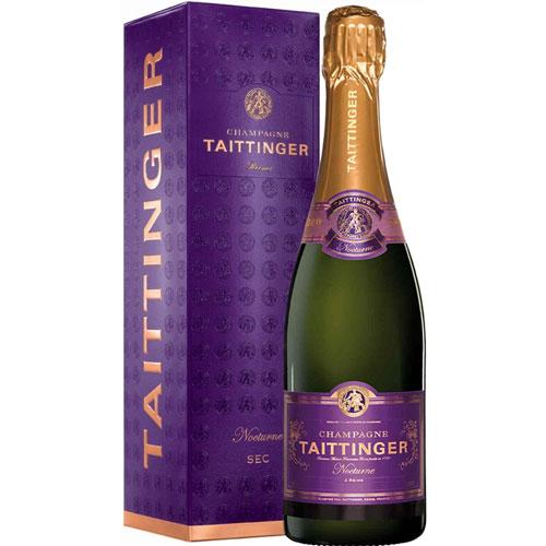 Taittinger Nocturne Sec 75CL