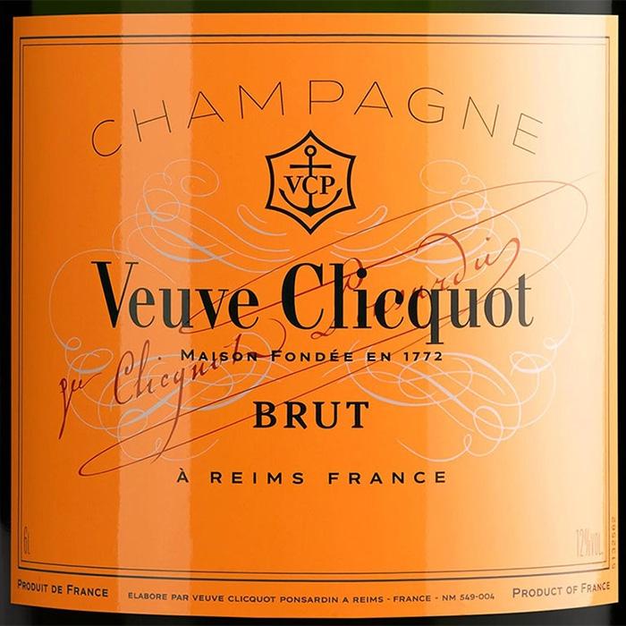 Veuve Clicquot Brut Methusalem 6 Liter fles