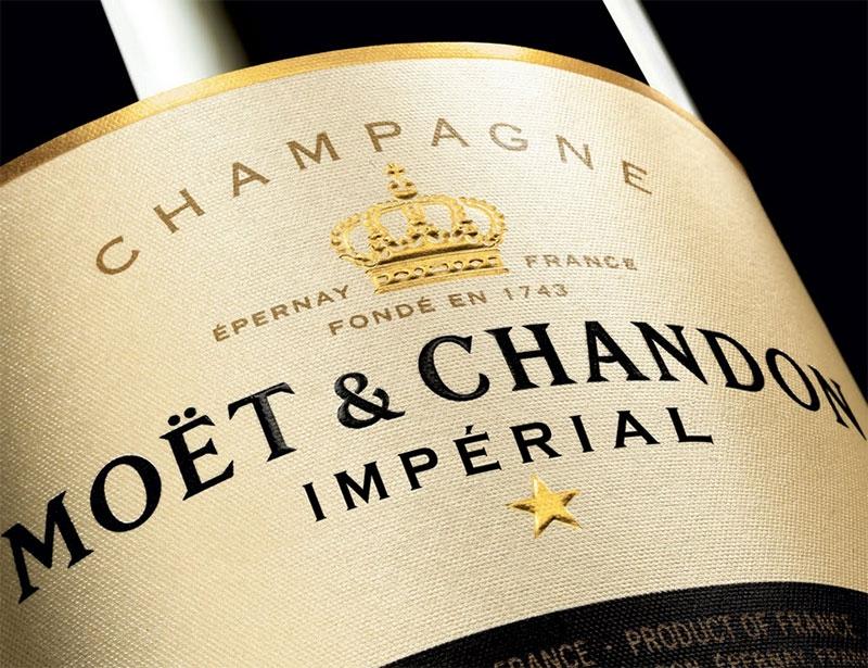 Moët & Chandon Brut Impérial Salmanazar 9 Liter fles