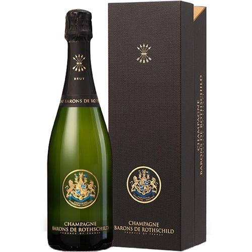 Champagne Barons de Rothschild Brut 75CL