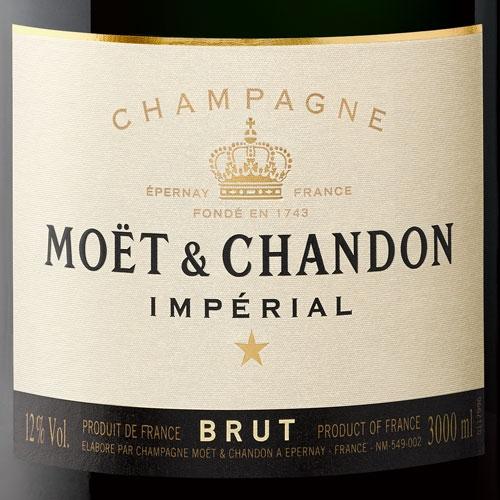 Moët & Chandon Brut Impérial Jeroboam 3 Liter fles