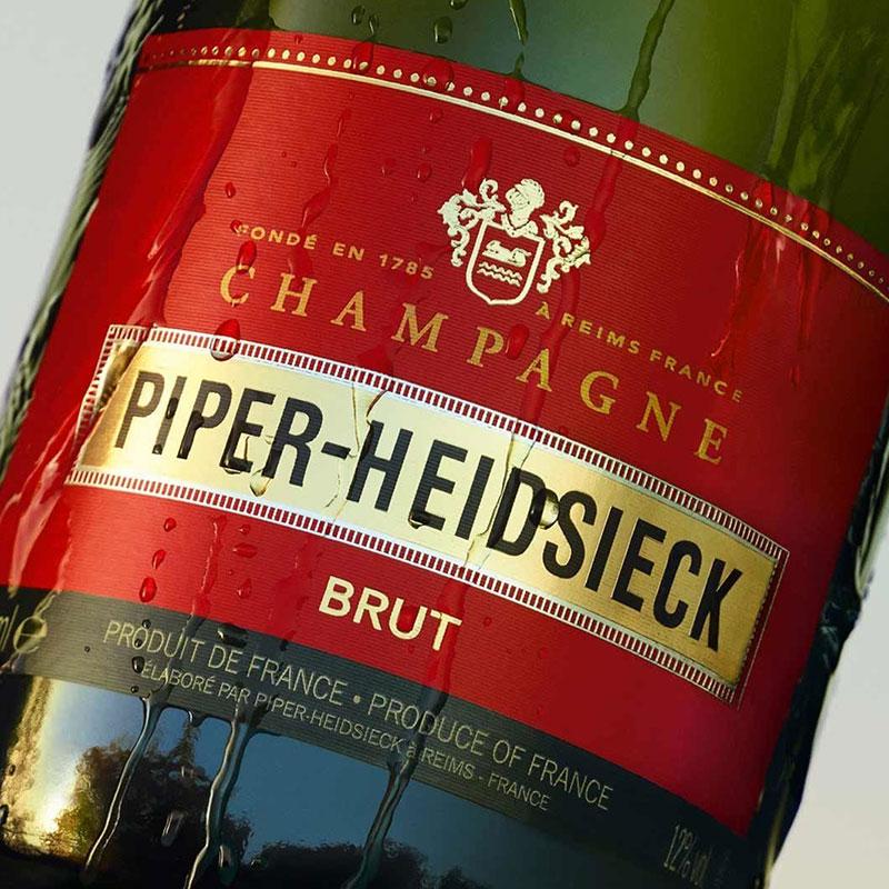 Piper-Heidsieck Cuvée Brut Jeroboam 3 Liter