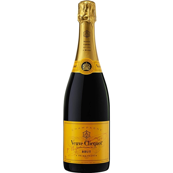 Veuve Clicquot K-Way Limited Edition 'Ice Jacket' 75CL