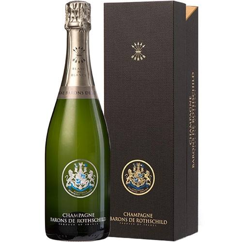 Champagne Barons de Rothschild Blanc de Blancs 75CL