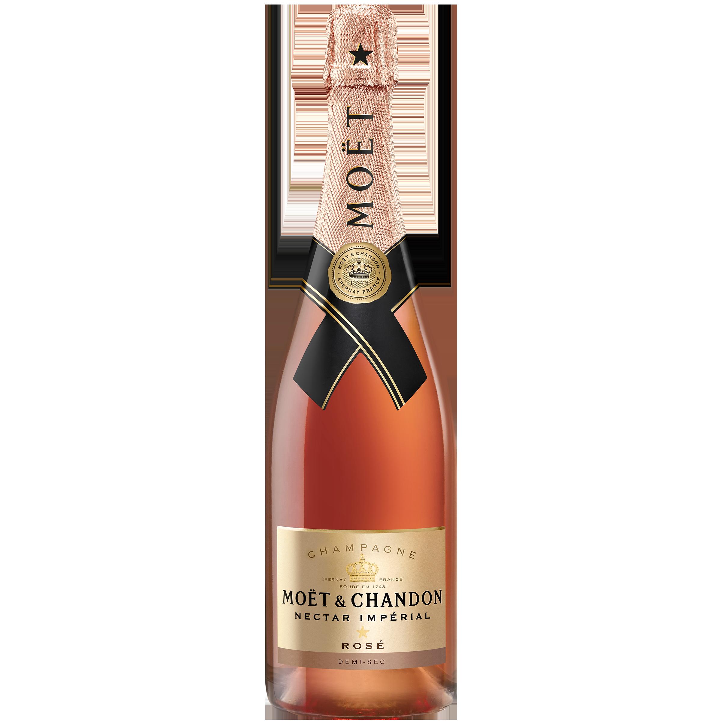 Moët & Chandon Nectar impérial Rosé Demi-Sec 75CL