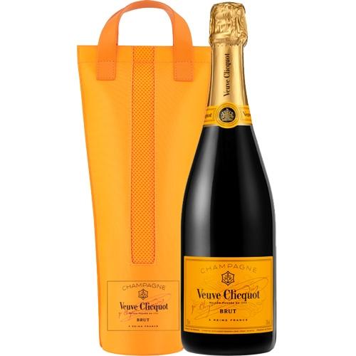 Veuve Clicquot Brut in Shopping Bag cooler 75CL