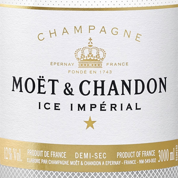 Moët & Chandon Ice Impérial Jeroboam 3 Liter fles