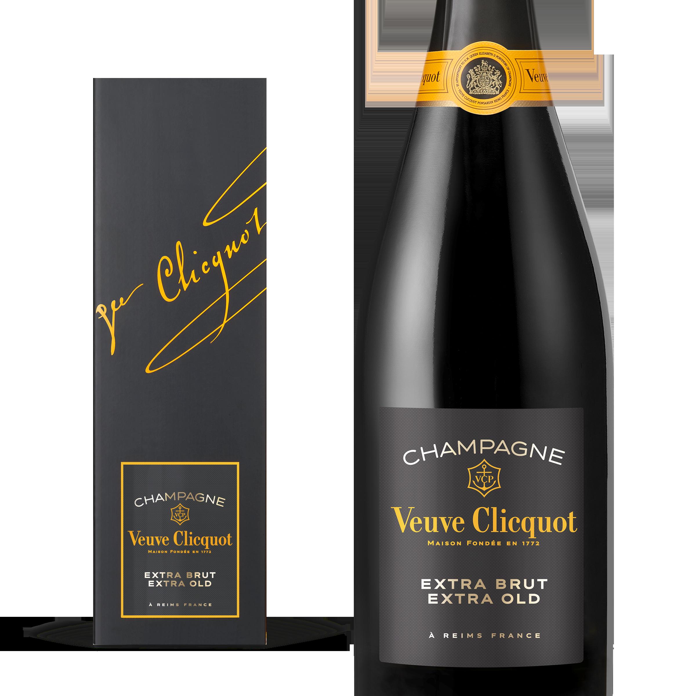 Veuve Clicquot Extra Brut Extra Old 2 75CL