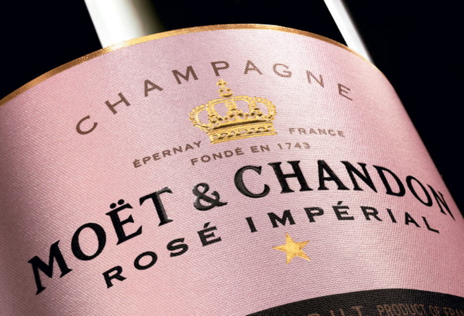 Moët & Chandon Brut Impérial Rosé 75CL