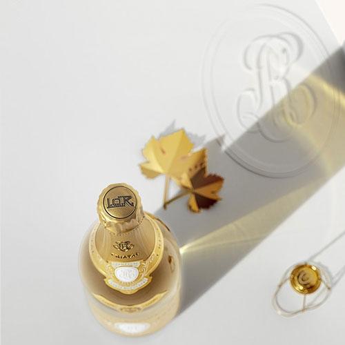 Louis Roederer Cristal 2013 in luxe coffret