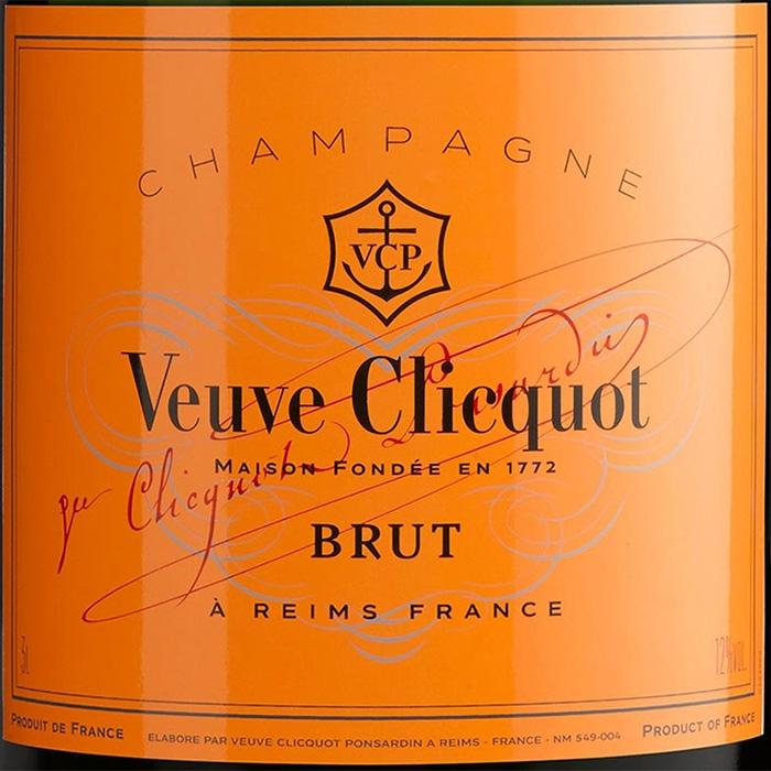 Veuve Clicquot Brut Jeroboam 3 Liter fles