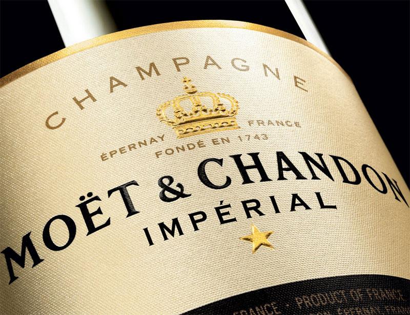 Moët & Chandon Brut Impérial 75CL zonder geschenkverpakking