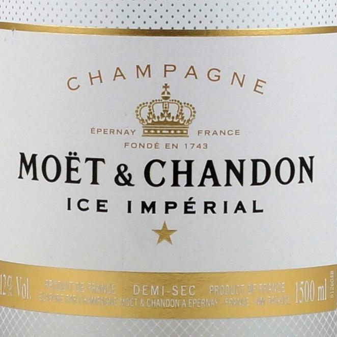 Moët & Chandon Ice Impérial Magnum 1,5 Liter